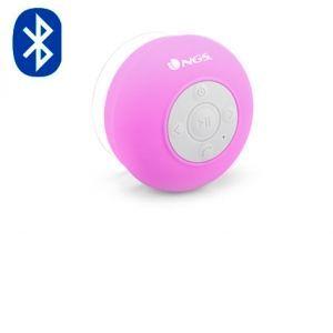 NGS Roller Splash - Haut-parleur Bluetooth résistant à l'eau