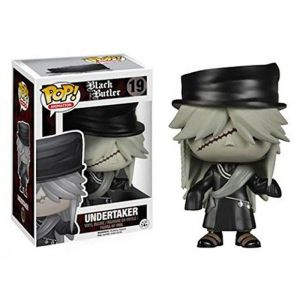 Funko Figurine Pop! Black Butler : Undertaker 10 cm