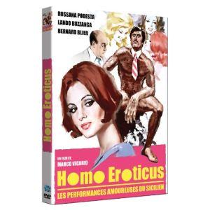 DVD - réservé Homo eroticus