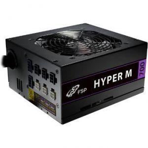 Fortron Hyper M 700 - Bloc d'alimentation semi-modulaire PC 700W