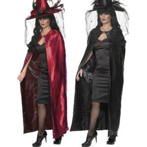 Cape sorcière de luxe