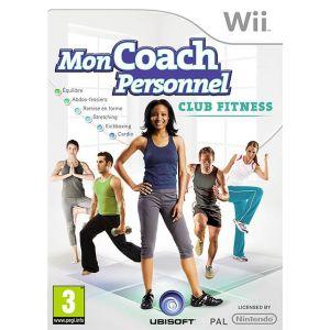 Mon Coach Personnel : Club Fitness + Caméra sur Wii