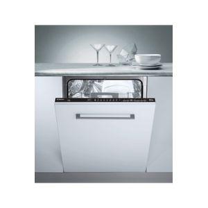 Candy LVCS 1247 - Lave vaisselle intégrable 12 couverts