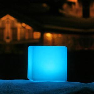 Smart & Green Cube lumineux Dice