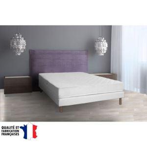 lit 1m40 comparer 578 offres. Black Bedroom Furniture Sets. Home Design Ideas