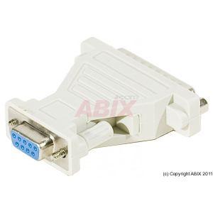 085340 - Adaptateur DB9 (F) vers DB25 (M)