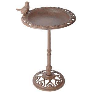 Esschert design Plâteau de graines pour oiseaux sur pied