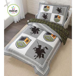 KidKraft Chevalier - Parure de lit pour enfant