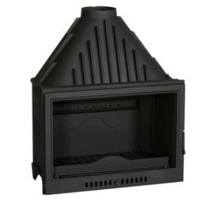 Ferlux 801 - Insert foyer de cheminée face plate 17,5 kw