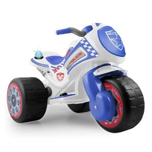 Injusa Scooter électrique Trimoto Police