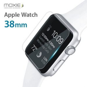 Moxie Film de protection en verre trempé Apple Watch 38mm