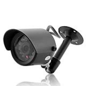 High-Tech Place Dark Wolf - Mini caméra de surveillance (vision de nuit, imperméable)