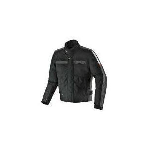 Spidi Symbol (noir et anthracite) - Blouson de moto textile waterproof pour homme