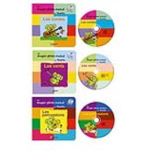 Fuzeau Coffret de 3 CD + imagiers musicaux