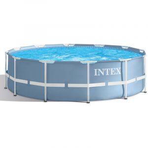 Intex 28718 - Piscine tubulaire ronde 3,66 x 0,99 m
