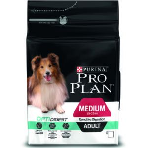 Purina Optidigest Medium Adult (Poulet) - Sac de 3 kg - Pro Plan