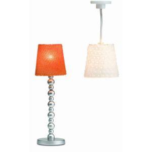 Lundby Kit éclairage : Lampe + lustre Smaland pour maison de poupée