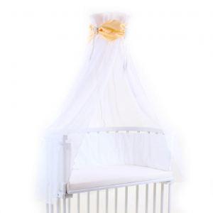 ciel de lit chambre bebe jaune comparer 42 offres. Black Bedroom Furniture Sets. Home Design Ideas