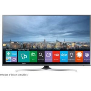 samsung ue55ju6800 t l viseur led 138 cm smart tv 4k comparer avec. Black Bedroom Furniture Sets. Home Design Ideas