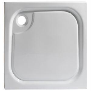 Planetebain 523023 - Receveur de douche à poser moderne (80 x 120 cm)