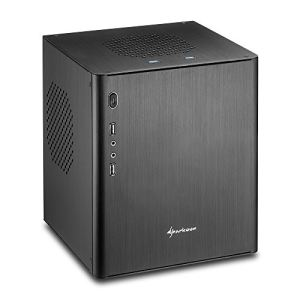 Sharkoon CA-I - Boîtier Mini ITX sans alimentation USB 3.0
