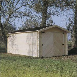 Carport bois 20m2 comparer 34 offres for Garage bois autoclave 20 m2