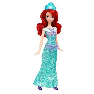 Mattel Disney Princesse pierres précieuses : Ariel