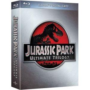 Coffret Jurassic Park - La Trilogie