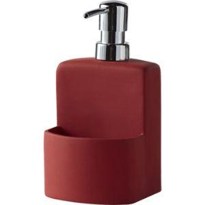 Distributeur savon rouge comparer 112 offres - Distributeur liquide vaisselle ...