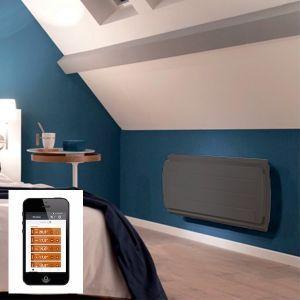 atlantic maradja connect 1500 watts radiateur lectrique chaleur douce bas comparer avec. Black Bedroom Furniture Sets. Home Design Ideas