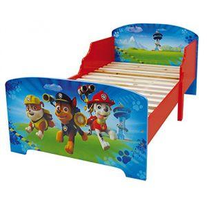 Fun House Lit pour enfant en bois Pat'Patrouille (140 x 70 cm)