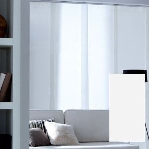 Panneau Japonais standard uni tamisant (45 x 260 cm)