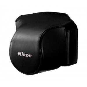 Nikon Etui en cuir pour Nikon V1 et optique 10-30mm (CB-N1000)