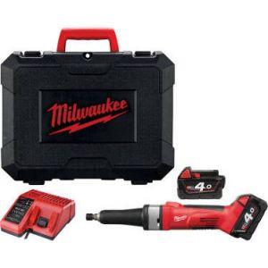 Milwaukee HD18 SG-401C - Meuleuse droite 18V