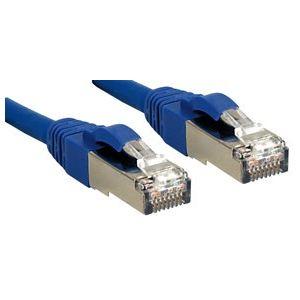 Lindy 45648 - Câble réseau patch cat.6 S/FTP PIMF Premium sans halogène 15 m.