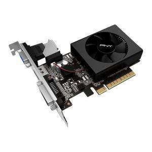 PNY GF730GTLP2GEPB - Carte graphique GeForce GT 730 2 Go DDR3 PCIe 2.0 x8 f