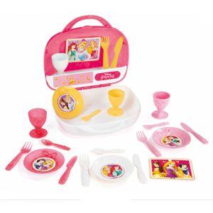 Smoby Dinette valise gourmande Princesses Disney