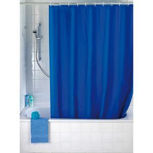 Wenko Rideau de douche en polyester (180 x 200 cm)