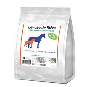 les recettes de daniel levure de bi re pour chiens chats chevaux et furets sac de 5 kg. Black Bedroom Furniture Sets. Home Design Ideas