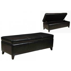 coffre bout de lit comparer 92 offres. Black Bedroom Furniture Sets. Home Design Ideas