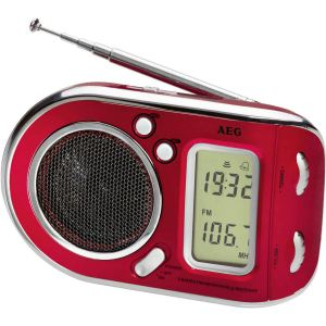 AEG WE 4125 - Radio portable