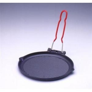 Invicta 32710 - Grill rond en fonte (23 cm)