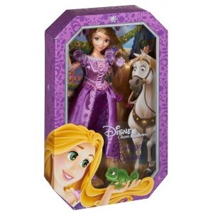 Mattel Poupée Raiponce Collection Classic