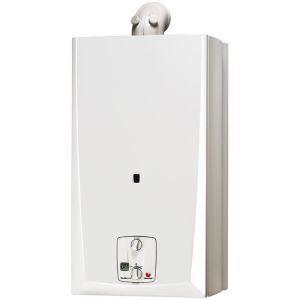 Saunier duval ZD97LL00 - Chauffe bain instant gaz Opalia Plus F17E micro accumul allumage électronique ventouse BP