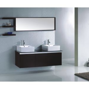 meuble double vasque salle de bain comparer 1428 offres. Black Bedroom Furniture Sets. Home Design Ideas
