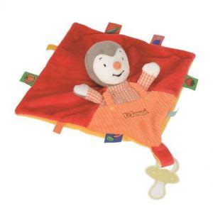Simba Toys Doudou plat T'choupi