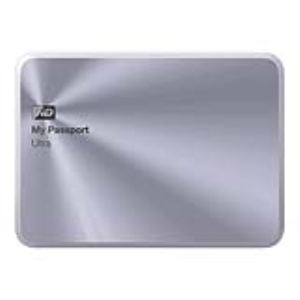 "Western Digital WDBTYH0010B - Disque dur externe portable My Passport Ultra Metal Edition 1 To 2.5"" USB 3.0"