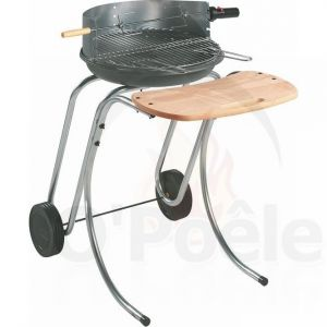 Invicta Douvres - Barbecue à charbon de bois