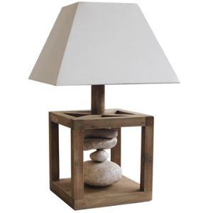 SEYNAVE Lampe à poser Kapas 60 W