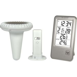 La Crosse Technology WS9068IT - Station de température avec sonde piscine
